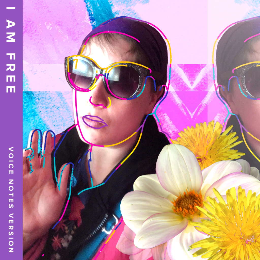 Artwork for I Am Free (Voice Notes Version)